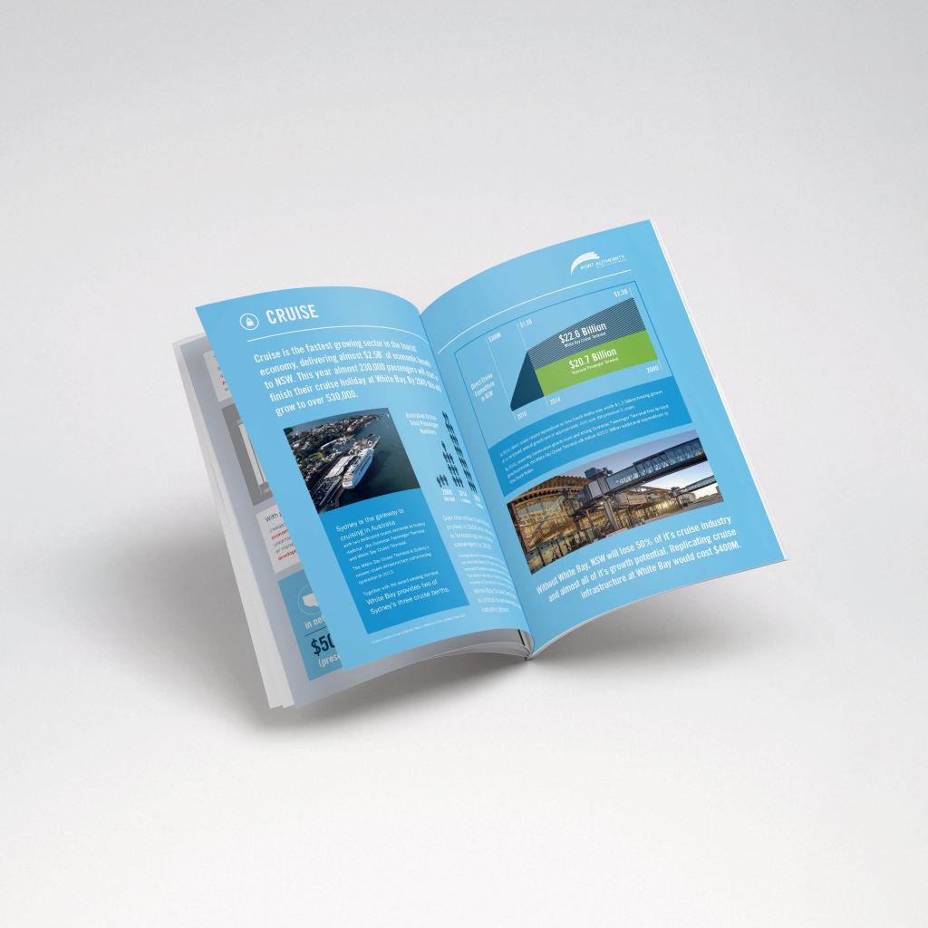 Port Authority Flyer Magazine